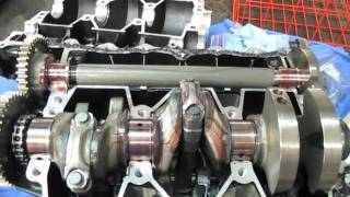 7. Seadoo Wake GTX Rotax Engine Build small size.mov
