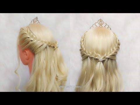 Easy hairstyles - Peinados para Quinceañeras by Belleza sin Limites