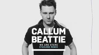 """We Are Stars EP (Remixes) Out Now:https://callumbeattie.lnk.to/WeAreSta...Callum's emotive, cracked vocal takes centre stage throughout and heralds the arrival of an unmistakeable new talent who's sure to dominate airwaves over the summer. Eponymous lead single 'We Are Stars' is testament to Callum's ability to weave together emotionally involved, uplifting odes, combining a rich and textured production with a hook laden chorus. It is also a bold and ambitious opening salvo from the Edinburgh-born (now London-based) singer songwriter, shirking the usual 'soft' introductions and instead jumping straight in with a song that's big, ambitious in scope and aimed straight at the heart. The accompanying video, shot in his native Scotland, is a perfect first sight of Callum and his emotionally raw, honest world.The 'We Are Stars' EP is produced by revered producer Ken Nelson, who produced Coldplay's Parachutes and X&Y and acclaimed works by the likes of Paolo Nutini, Badly Drawn Boy and The Charlatans. Nelson's ear for melodic, guitar-driven songwriting was a natural fit with Beattie's songwriting and he immediately saw the potential when he was played rough demos by Beattie's Liverpool based 3 Beat label. Nelson and Beattie subsequently debunked to Wales' Monnow Valley studios to lay down the 'We Are Stars' EP (March 31st, 3 Beat / Universal).The rich, vivid imagery Callum weaves into his songs could well be attributed to the synaesthesia that (literally) colours his writing. Synesthesia is a rare condition he's long had that means he 'sees' music and sounds as colours and shapes, but, like most of the great creative mind who have it, he struggles to explain it. But certainly he sees it as more creative blessing than curse.""""We Are Stars feels yellow to me. But I try to avoid red, if I was writing a song and it started to look a bit red, I'd probably stop writing it. I don't know why. It could be as simple as red being a sign of danger.""""Beattie spent his formative years lea"""