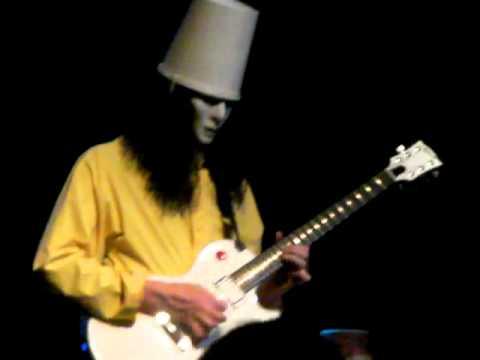 Buckethead-Ghost Host @The Rialto Theatre/Tucson, AZ 6/16/2011