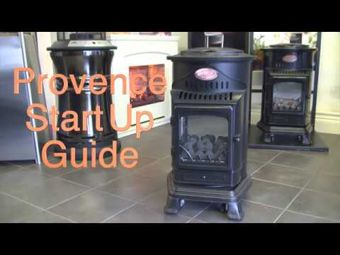 Provence Portable Heater Start Up Guide