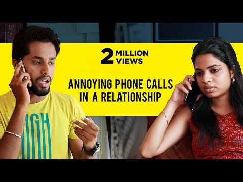 Video Annoying Phone calls in a Relationship | Awesome Machi | English Subtitles download in MP3, 3GP, MP4, WEBM, AVI, FLV January 2017