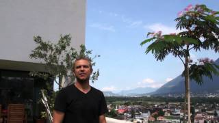 #741 Der Seidenbaum - Albizia julibrissin Ombrella