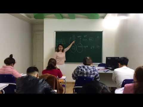 Lớp tiếng Hàn du học Hàn Quốc