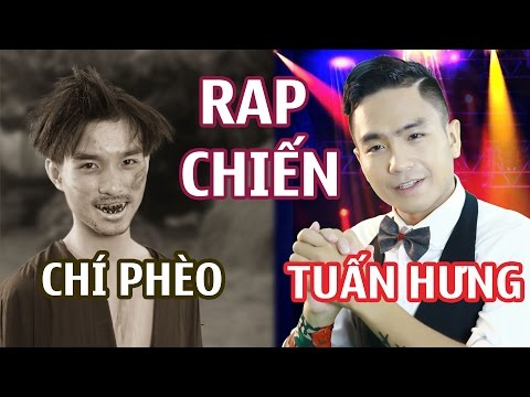 Rap Chiến 1: Tuấn Hưng vs Chí Phèo - TÙNG TÔM x CỦ TỎI x GIANG ĐẪM