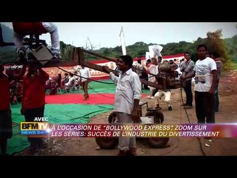 On Location - Bollywood Express (видео)