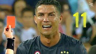 Video Cristiano Ronaldo: All 11 RED CARDS In Career MP3, 3GP, MP4, WEBM, AVI, FLV Maret 2019