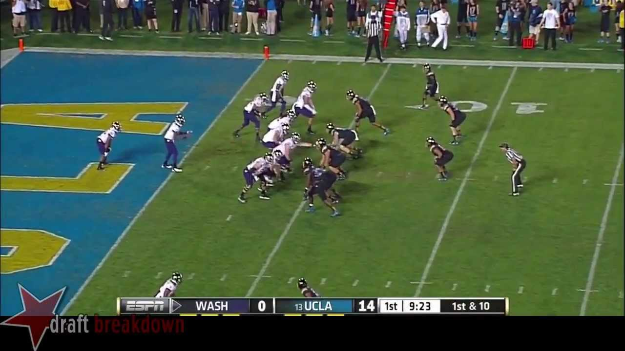 Bishop Sankey vs UCLA (2013)