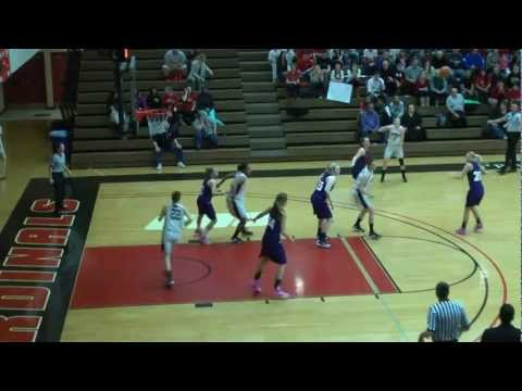 2012-13 Women's Basketball Landmark Conference Championship Highlights
