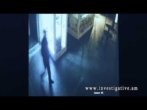 Գողություն է կատարվել պահեստարան հանդիսացող ավտոտնակից (տեսանյութ)