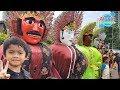 ONDEL ONDEL BANYAK BANGET || Silaturahmi Paguyuban Ondel Ondel Se-DKI Jakarta