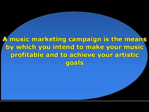 Music Marketing Plan   How To Create A Music  Marketing Plan   Music Promotion