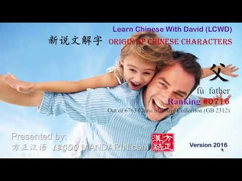 Origin of Chinese Characters - Radical 052 又 又字旁 - Learn Chinese with Flash Cards