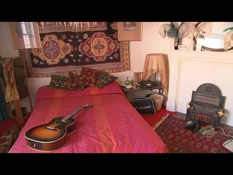 Jimi Hendrix London Apartment Is Open To The Public