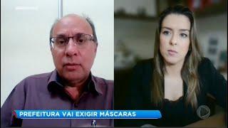 Borborema: Prefeito lista ações de combate à Covid-19
