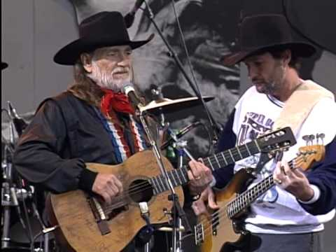 Wille Nelson - Heartland (Live at Farm Aid 1993)