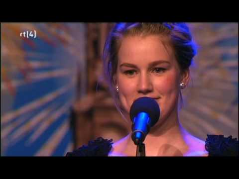 Gaby - Gaby singing Opera at Holland's Got Talent.