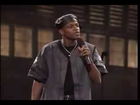 stand up comedy - Martin Lawrence, Chris Tucker and Bernie M.