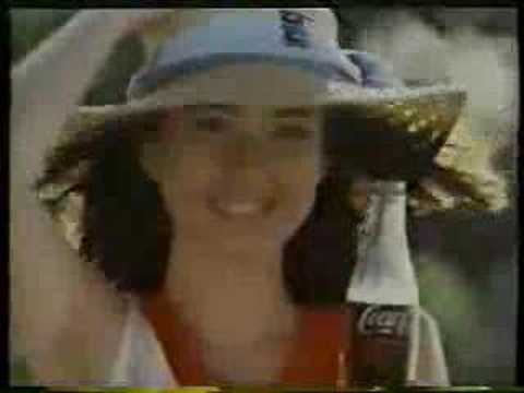 coke - 【懐かしCM】'85 Coke is it !.wmv.