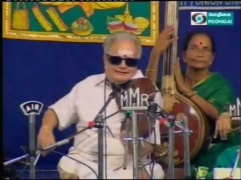 Ragam – Mohanam – Shri.M.Chandrasekaran.