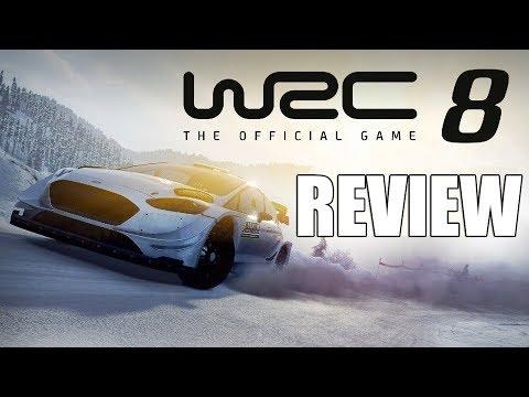 WRC 8 Review - The Final Verdict
