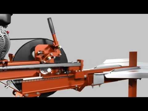 Реечный дровокол своими руками чертежи фото инструкции