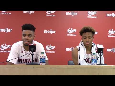 IU players postgame: Purdue: Feb. 19, 2019