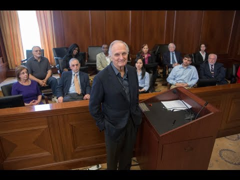 """Episode one of the 2-part PBS series """"Brains on Trial with Alan Alda"""""""
