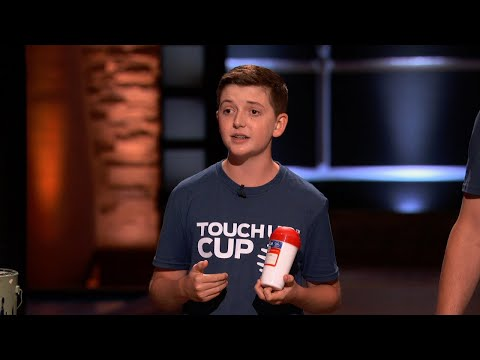 A 15-Year-Old Entrepreneur Impresses the Sharks - Shark Tank