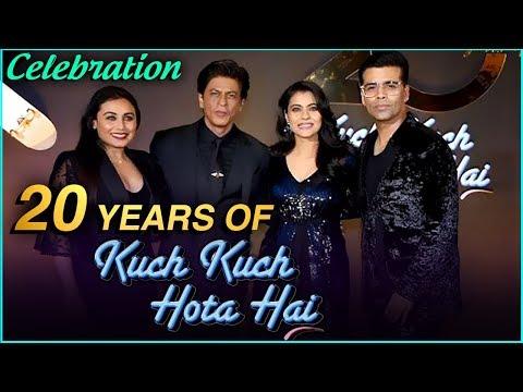 20 Years Of Kuch Kuch Hota Hai | Shah Rukh Khan, K