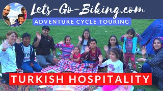 Video Part 68 - Sultanhani and Turkish hospitality - World Cycle Tour 2018 MP3, 3GP, MP4, WEBM, AVI, FLV April 2019