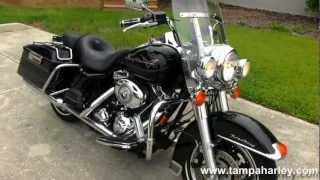 10. 2008 Harley-Davidson FLHR Road King For Sale in Tampa Clearwater St Pete Florida