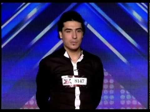تجارب الاداء يحي طبيش - The X Factor 2013