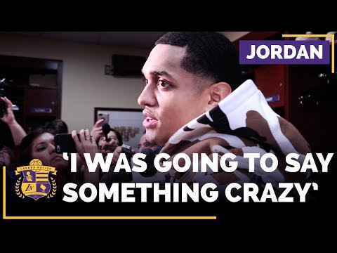 Video: Jordan Clarkson On What Thinks About At The Free Throw Line