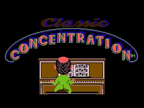 classic concentration nes ebay