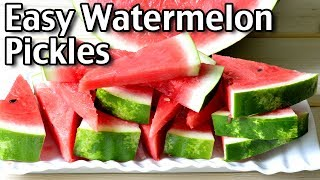 Subscribe to Living On A Dime on YouTube! http://bit.ly/1QDDmbNVisit Our Website: http://www.LivingOnADime.com/Free e-Mail Newsletter: http://bit.ly/1LfQf4yEasy Watermelon Pickles! How To Make Sweet Pickles From Watermelon RindsIn this show, we'll be making an easy watermelon rind pickles recipe! Didn't know you could make watermelon pickles? Believe it or not, they're super yummy, just like sweet pickles! We'll be making it on today's show…Easy Watermelon Pickles Recipehttp://www.livingonadime.com/watermelon-pickles-recipe-easy/Find all of our books, including our Dining On a Dime cookbook here:http://www.livingonadime.com/store/How To Save Money On Groceries e-Coursehttp://www.livingonadime.com/save-money-groceries-bill-ecourse/Today's show is part of The Homestead Networkhttp://www.thehomesteadnetwork.com/You can order my homemade soap at me Etsy shop here:https://www.etsy.com/shop/LOADSoapsHomemade Olive Oil Soap Recipehttp://www.livingonadime.com/homemade-olive-oil-soap-recipe/Get my How To Make Soap For Beginners e-Course here:http://www.livingonadime.com/how-to-make-soap-for-beginners/My Homemade Soap Channel - How to Make Soap On A Dimehttp://bit.ly/2m4nOSGHow I Order All My Groceries Online! Walmart Grocery Deliveryhttps://www.youtube.com/watch?v=V_7KdWAvRwgDining On A Dime Cookbook Correctionshttp://www.livingonadime.com/dining-dime-cookbook-corrections/BJ's YouTube Channelhttps://www.youtube.com/channel/UC_eboJJ346s-qIcysCTr3tAElly's YouTube Channelhttps://www.youtube.com/channel/UCcLi_6mgUNux0IqoADCd1aAdog surgery and winning cat of the day!! Elly update vee-loghttps://www.youtube.com/watch?v=VKjww21wY_cFor More Easy Ideas, Visit Our Website: http://www.LivingOnADime.com/Our mailing address:Living On A DimeP.O. Box 193Mead, CO 80542You can send us an e-mail here:http://www.livingonadime.com/contact/**********************The equipment we use for our videosThe camera: for recipes: http://amzn.to/2azAcGZfor on the go shots: http://amzn.to/2amE3HKfor Live videos: http://amzn.to/2amDVs4The lights: http://amzn.to/2acLdM2The editing software:http://amzn.to/2aHsdYpThe computer: http://amzn.to/2ap7Ik2For Audio: http://amzn.to/2amF82cPlease note some of these links are affiliate links and we use them to bring you more recipes and tips! Thanks for your support! :-)________________________ OUR FREE NEWSLETTER!http://www.livingonadime.com/newsletter-signups/SUBSCRIBE TO OUR YOUTUBE CHANNEL!http://www.youtube.com/subscription_center?add_user=mkellam2OUR FACEBOOK! https://www.facebook.com/livingonadimeOUR PINTEREST! https://www.pinterest.com/livingonadime/#easywatermelonpickles#howtomakewatermelonpickles#refrigeratorwatermelonpickles#watermelonpicklesrefrigerator#recipeforwatermelonpickles#sweetpickledwatermelonrind#howtomakepickledwatermelonrind#usesforwatermelonrind#pickledwatermelonrecipe#howtomakewatermelonrindpickles#watermelonpickles