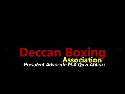 Abdul Warith Abbasi Boxing Practicing in DBA