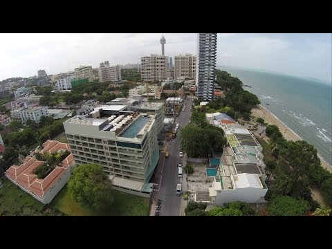 Muang Pattaya Drone Video