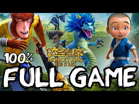 Monkey King: Hero is Back FULL GAME 100% Longplay (PS4)