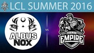 ANoX vs Empire, game 1