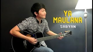 Video (Sabyan) Ya Maulana - Nathan Fingerstyle | Guitar Cover | Religi Terbaru 2018 MP3, 3GP, MP4, WEBM, AVI, FLV Desember 2018