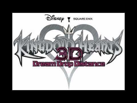 Kingdom Hearts 3D OST - Hand to Hand
