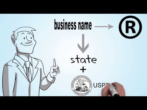 Watch 'Trademark, copyright, or business name - YouTube'