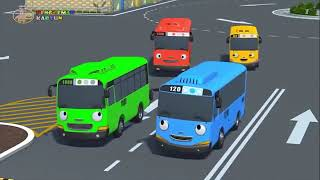 Tayo the little bus episode 1 bahasa indonesia