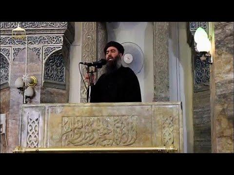 IS-Anführer al-Baghdadi: Erste Audiobotschaft seit fast einem Jahr