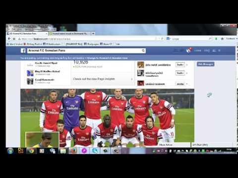 Arsenal somalian fans https://www.facebook.com/ArsenalFansSomalians