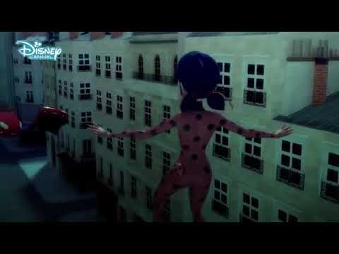 Miraculous LadyBug And Cat Noir Season 2 EPISODE 15 SYREN (ESCENA LADYNOIR)
