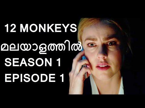 12 MONKEYS SEASON 1 EPISODE 1 | Malayalam Review | One More Info | Explained in Malayalam