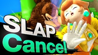 Donkey Kong's Slap Cancel