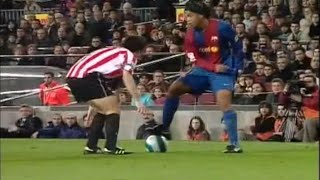 Video Ronaldinho vs Athletic Bilbao 2006/2007 ● Magical Performance MP3, 3GP, MP4, WEBM, AVI, FLV Maret 2019